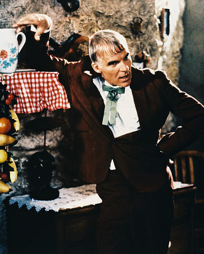 This is an image of 233306 Steve Martin Photograph & Poster