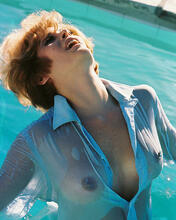 This is an image of 233488 Jill St. John Photograph & Poster