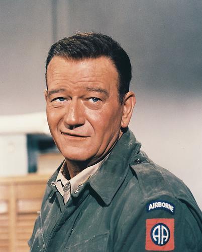 This is an image of 233495 John Wayne Photograph & Poster
