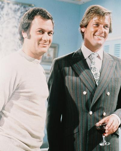This is an image of 234167 The Persuaders Photograph & Poster