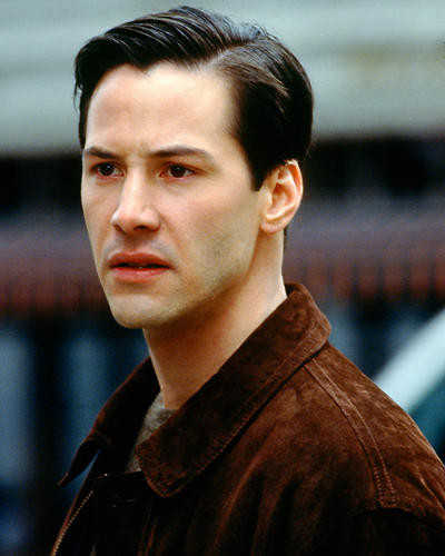This is an image of 234177 Keanu Reeves Photograph & Poster