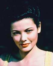 This is an image of 234218 Gene Tierney Photograph & Poster