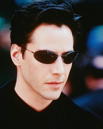 This is an image of 236860 Keanu Reeves Photograph & Poster
