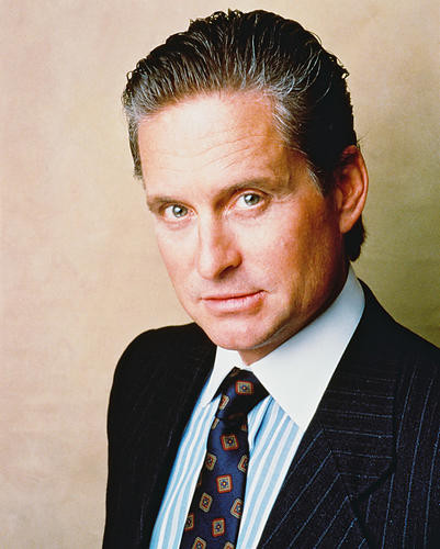This is an image of 235001 Michael Douglas Photograph & Poster