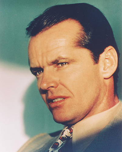 This is an image of 235124 Jack Nicholson Photograph & Poster