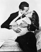 This is an image of 169800 Humphrey Bogart & Bacall Photograph & Poster