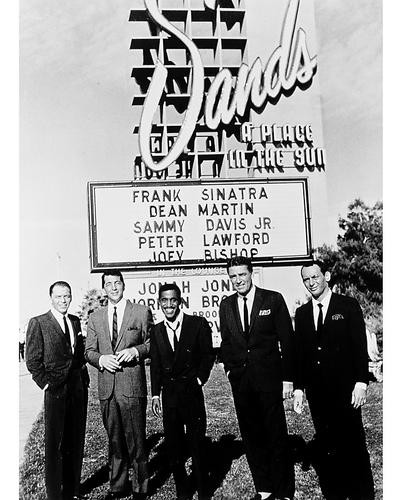 This is an image of 169839 Frank Sinatra Clan Photograph & Poster
