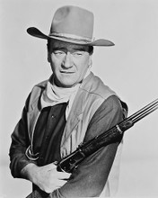 This is an image of 170029 John Wayne Photograph & Poster