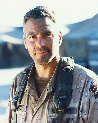 This is an image of 240810 George Clooney Photograph & Poster