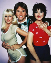 This is an image of 241045 Three's Company Photograph & Poster