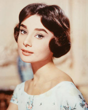 This is an image of 241279 Audrey Hepburn Photograph & Poster