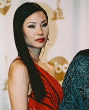 This is an image of 241620 Lucy Liu Photograph & Poster