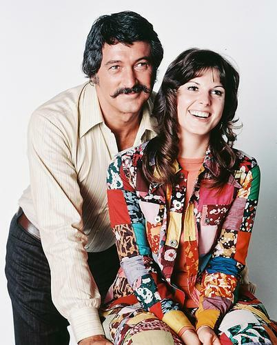 This is an image of 241753 Rock Hudson & Susan St. James Photograph & Poster