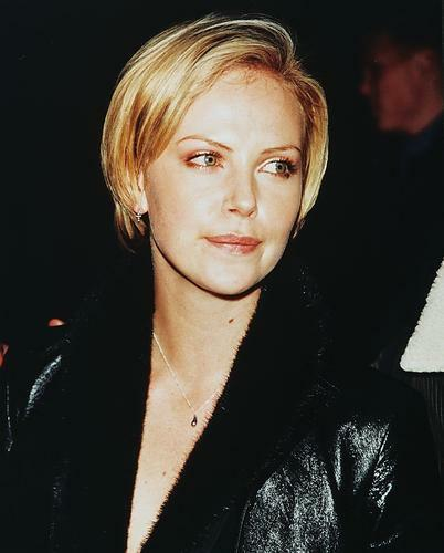 This is an image of 241889 Charlize Theron Photograph & Poster