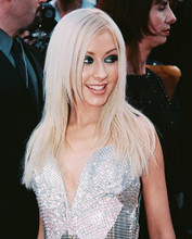 This is an image of 242006 Christina Aguilera Photograph & Poster