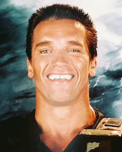 This is an image of 242273 Arnold Schwarzenegger Photograph & Poster