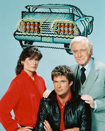 This is an image of 242600 Knight Rider Photograph & Poster
