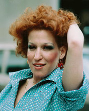 This is an image of 242636 Bette Midler Photograph & Poster