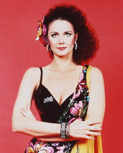 This is an image of 243302 Lynda Carter Photograph & Poster