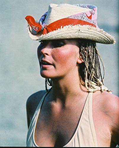 This is an image of 243326 Bo Derek Photograph & Poster