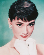 This is an image of 243373 Audrey Hepburn Photograph & Poster