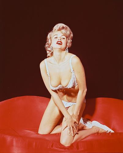 This is an image of 243428 Jayne Mansfield Photograph & Poster