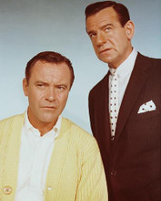 This is an image of 243710 Jack Lemmon & Walter Matthau Photograph & Poster