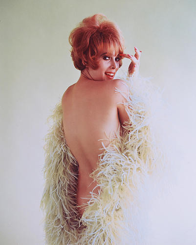 This is an image of 244613 Jill St. John Photograph & Poster