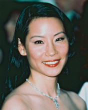 This is an image of 244906 Lucy Liu Photograph & Poster