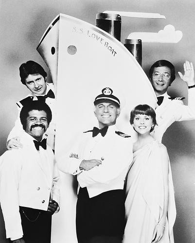 This is an image of 170887 The Love Boat Photograph & Poster