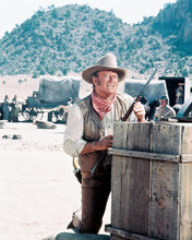 This is an image of 245744 John Wayne Photograph & Poster