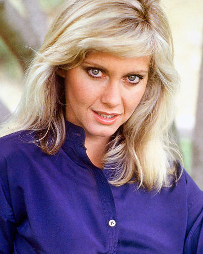 This is an image of 246526 Olivia Newton-John Photograph & Poster