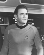 This is an image of 171111 James Doohan Photograph & Poster