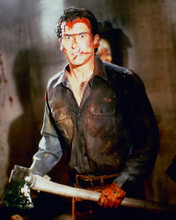 This is an image of 247684 Bruce Campbell Photograph & Poster
