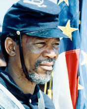 This is an image of 247748 Morgan Freeman Photograph & Poster