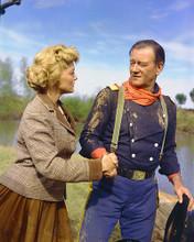 This is an image of 248542 John Wayne Photograph & Poster