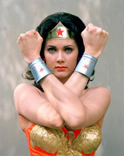 This is an image of 249714 Lynda Carter Photograph & Poster