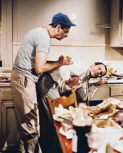 This is an image of 249844 Jack Lemmon & Walter Matthau Photograph & Poster