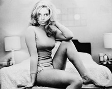 This is an image of 169036 Alexandra Bastedo Photograph & Poster