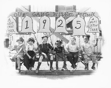 This is an image of 170565 Our Gang Photograph & Poster