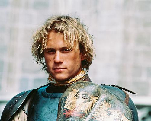 This is an image of 246984 Heath Ledger Photograph & Poster
