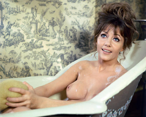 This is an image of 247881 Ingrid Pitt Photograph & Poster