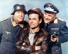 This is an image of 249810 Hogan's Heroes Photograph & Poster