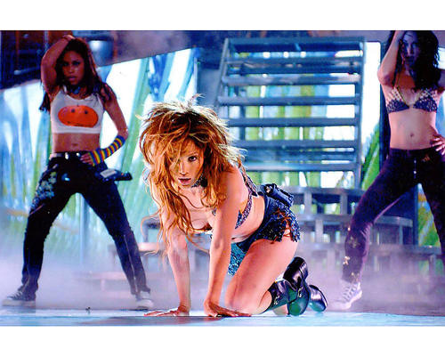 This is an image of 249863 Jennifer Lopez Photograph & Poster