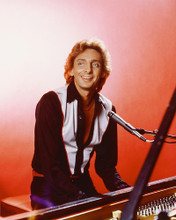 This is an image of 250311 Barry Manilow Photograph & Poster