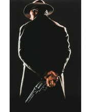 This is an image of 250636 Clint Eastwood Photograph & Poster