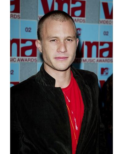 This is an image of 253825 Heath Ledger Photograph & Poster