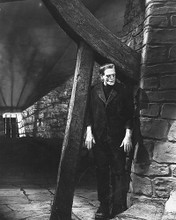 This is an image of 172247 Boris Karloff Photograph & Poster
