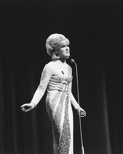 This is an image of 172503 Dusty Springfield Photograph & Poster