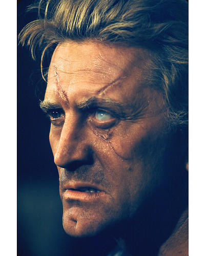 This is an image of 255248 Kirk Douglas Photograph & Poster